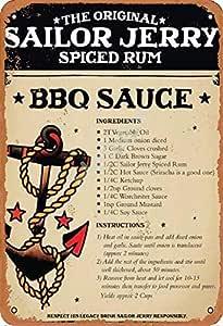 DGBELL The Original Sailor Jerry Spiced Rum BBQ Sauce Cartel ...