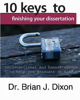 The dissertation journey ebook