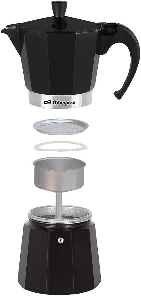 Orbegozo KFN1210 KFN 1210-Cafetera, 12 Tazas, Color, Aluminio ...