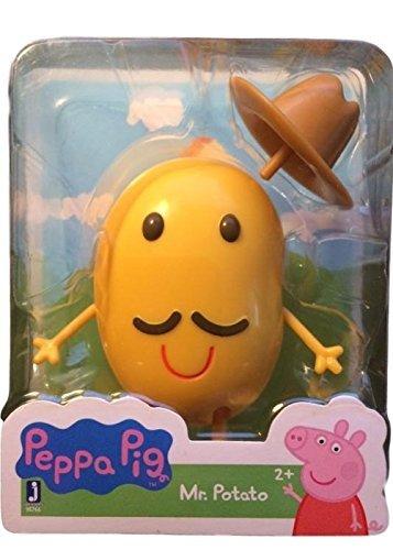Peppa Pig Mr Potato Toy Figure