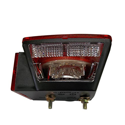 Optronics TLL190RK Red LED Combination Tail Light Kit