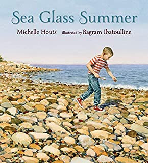 Book Cover: Sea Glass Summer