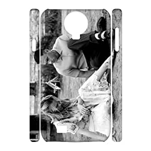 GTROCG Forrest Gump Phone 3D Case For Samsung Galaxy S4 i9500 [Pattern-4]