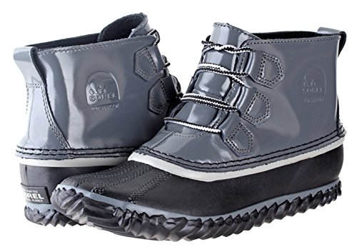 9 5 Women's SOREL Graphite Rain About Boot N wfvqR1SY