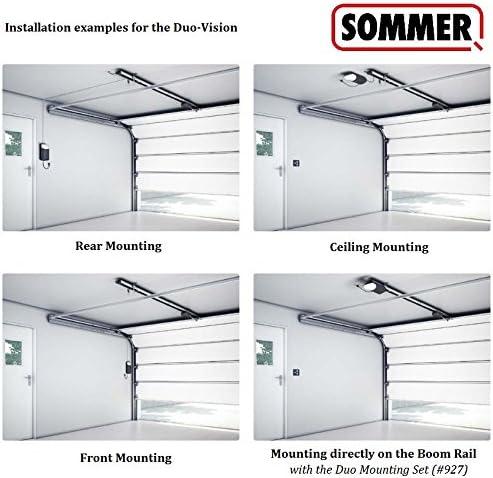 Verano para puerta de garaje Duo Vision 650 con riel: Amazon.es: Bricolaje y herramientas