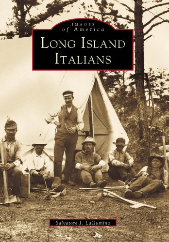 Long Island Italians (Images of America) -