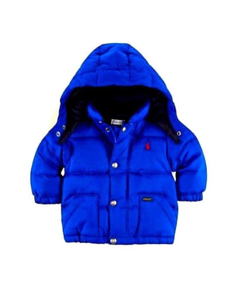 Ralph Lauren Baby Boys' Elmwoodt Down Filled Jacket 6 Months by RALPH LAUREN