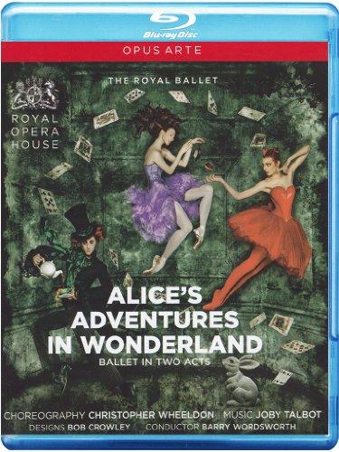 Edward Watson - Alices Adventures in Wonderland (Blu-ray)