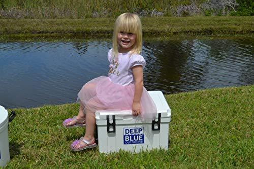 Deep Blue Outdoors 28 Quart Cooler