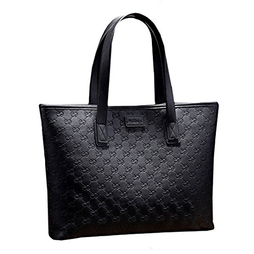 Goodbag Boutique Fashion Women Tote Bags Ladies Large Capacity Handbags Vintage Embossed Purses Satchel Shoulder Bag -