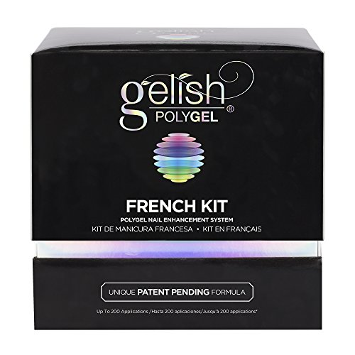 Gelish PolyGel Professional Nail Technician All-in-One Enhancement French Kit by Gelish (Image #8)