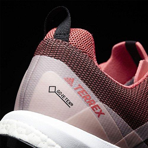 EU Wanderschuhe Rosa Damen 42 Agravic Ftwbla adidas Terrex W Rostac Corneb Pink GTX qgwRW7H