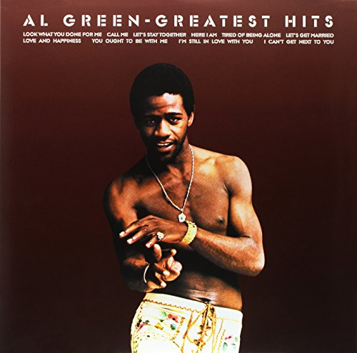Greatest Hits Vinyl Al Green product image