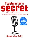 toastmaster timing light - Toastmasters Secret: A Practical Guide to Become a Competent Communicator in Public Speaking