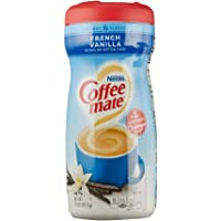 COFFEE MATE French Vanilla Powder Coffee Creamer 15 oz. Canister