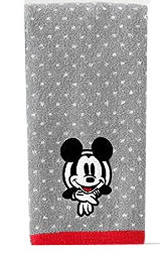 Disney Bath Towels, Disney Mickey Mouse 16'' x 28'' Hand Towel