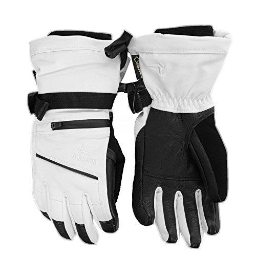 - Kombi Sanctum GORE-TEX Glove Womens, White/Black, Medium