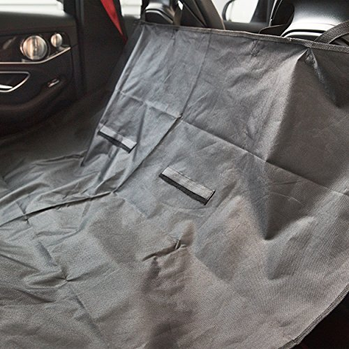 Pet Seat Covers by Everyday Low Prices, Dog Car Seat Covers for Front and Back Seat, Protect Your Car from Stains and Scratches with our Dog Hammock – Black – 2 Pieces