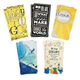 Hallmark Graduation Money Holder or Gift Card Holder Greeting Card Assortment (10 Cards/5 Designs, and 10 envelopes)