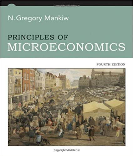 n gregory mankiw principles of economics 4th edition 2007