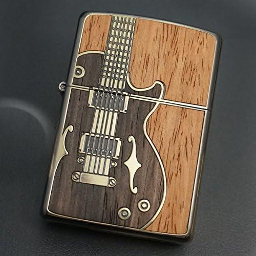 zippo(ジッポー) アンティークギター BR
