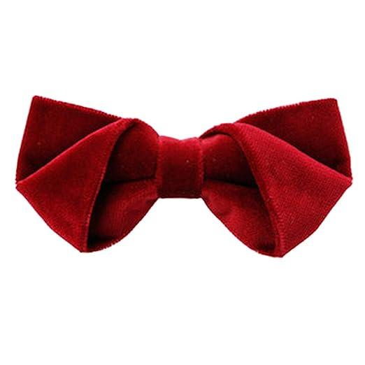 YAOSHI-Bow tie/tie Corbatas y Pajaritas para Corbata de Lazo ...