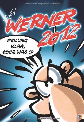 Werner Kalender 2012