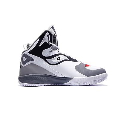 JDShoes - Zapatillas de Baloncesto para Hombre, Color Gris, Talla ...
