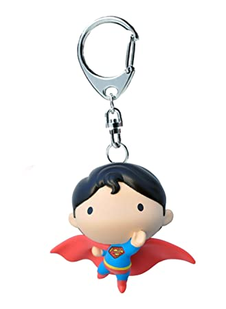 Plastoy DC Comics Superman Llavero Chibi, 60708: Amazon.es ...