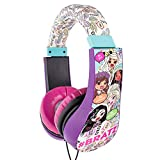 Bratz HP2-04034 Kid Safe Over the Ear Headphones w/Volume Limiter, by Sakar