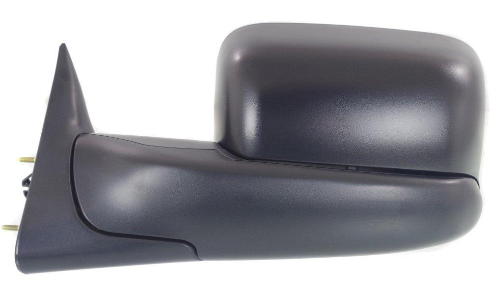Mirror Pair for 94-2001 Dodge Ram 1500 Txturd Black Towing//Folding Kool Vue
