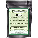 Borax - All Natural Sodium Borate 10 mol Mineral Powder, 5 lb