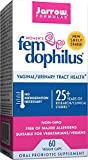 Jarrow Formulas Fem-Dophilus Supports Women's Health Capsules, 60 Count