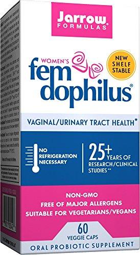 Jarrow Formulas Shelf Stable Fem Dophilus Organisms