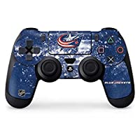 Columbus Blue Jackets PS4 Controller Skin - Columbus Blue Jackets Frozen | NHL & Skinit Skin