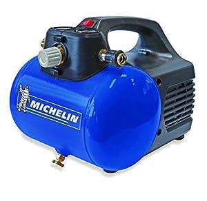 Michelin ca mbl6 compressor 6 l 33 l min 8 bar 0 4 hp for Compresor michelin mbl6