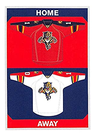 new concept 0dc97 c8b7f Amazon.com: 2015-16 Panini Stickers #80 Panthers Home/Away ...