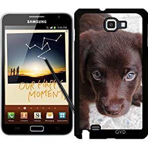 Funda para Samsung Galaxy Note GT-N7000 (I9220) - Lindo Cachorro by Grab My Art