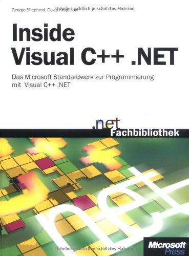 Inside Visual C++ .NET, m. CD-ROM