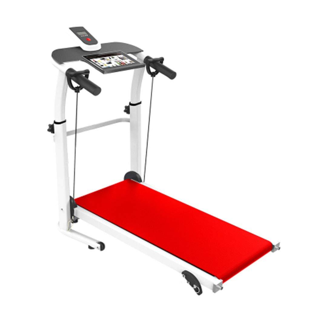 Laufbänder Multi-Funktions-Gewichtsverlust Aerobic Walking (Farbe   ROT, Größe   140  55  90cm)