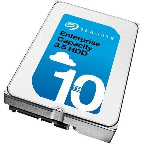 Seagate Enterprise Capacity ST10000NM0096 10TB 7200RPM SAS 12.0 GB/S 256MB Enterprise Hard Drive
