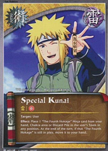 Naruto Card - Special Kunai 603 - Broken Promise - Common - 1st ()
