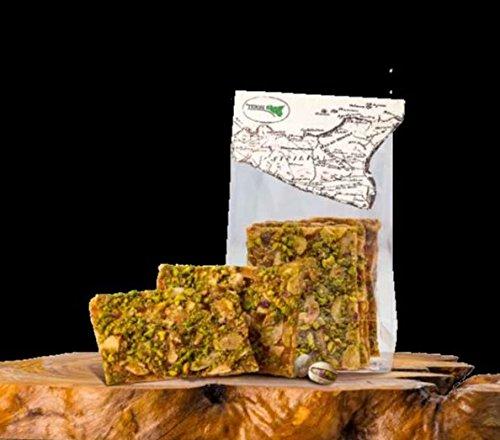 Almendra biologica crujiente con hojuelas de pistacho - Made In Italy: Amazon.es: Alimentación y bebidas