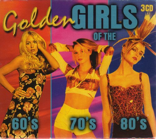Golden Girls of the 60's 70's 80's - 3-Disk Boxed Set (70 Girls 70)