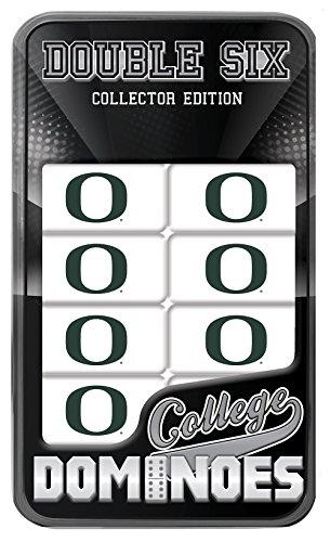 Oregon Duck Costumes (MasterPieces NCAA Oregon Ducks Dominoes Game)