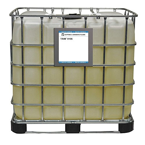 Master Chemical - 9106/NR270P - Liquid Cutting Oil, Base Oil : Synthetic, 270 gal. IBC Tote