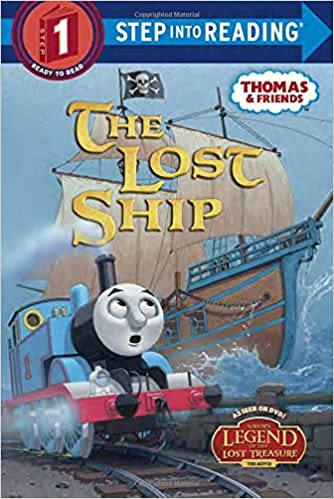 Book The Lost Ship (Thomas & Friends) (Step into Reading)