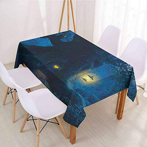 Table Cover Christmas Tablecloth W 54
