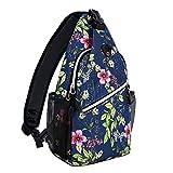 MOSISO Sling Backpack,Travel Hiking Daypack