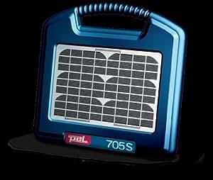 705S Solar Energizer con batería